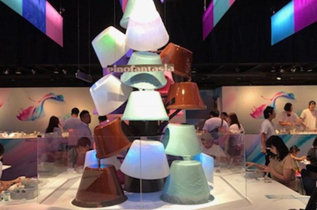 「<ピノ>史上初!「アート」×「食」×「空間」を掛け合わせた体験型イベント開催! ~42年目のロングセラーひと口アイス<ピノ>の強さを探る~」
